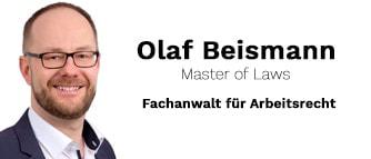 Olaf Beismann - Fachanwalt für Arbeitsrecht in Erlangen